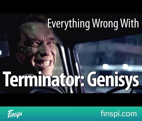 Everything Wrong With Terminator Genisys In 17 Minutes Or Less #video #funny #apprentice