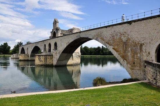 Avignon is an amazing cute walled city to be immersed in the culture and history, great restaurants too 83 Vernet :)