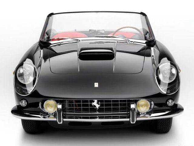 Fancy - 1962 Ferrari 400 SA