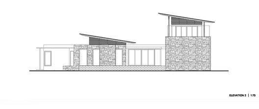 Nature House,Elevation 2