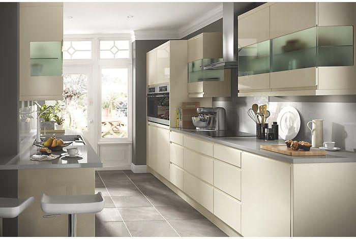 Cooke & Lewis Appleby Cream | Kitchen Ranges | Kitchen | Rooms | DIY at B&Q