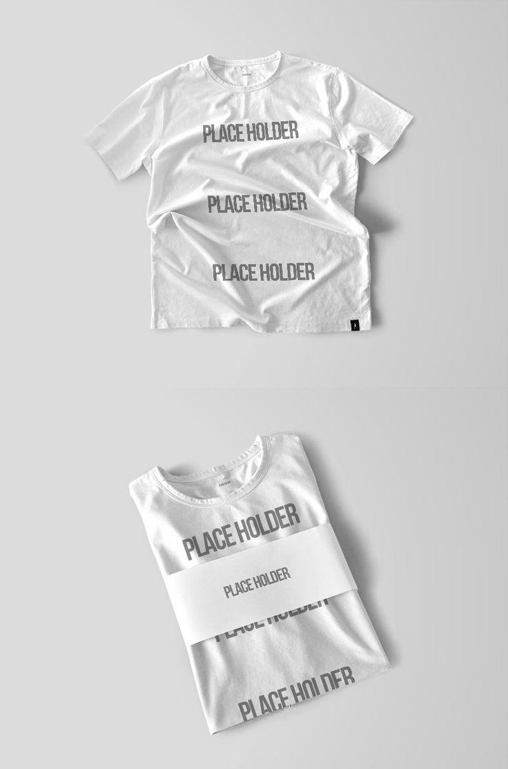 Shirt design app for iphone - 2 Free T Shirt Mockup