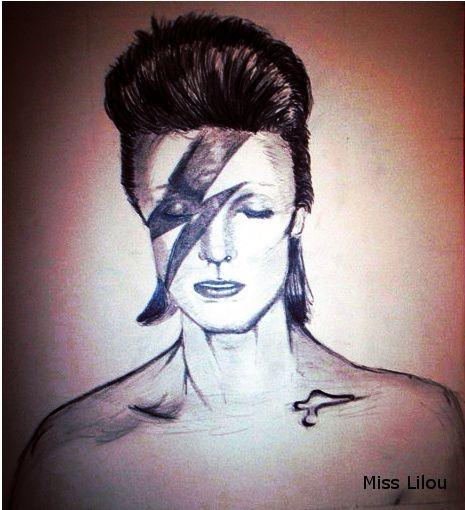 Miss Lilou (2016-01-11) Mort de David Bowie   parodie l'actualité économique, politique, sociale, culturelle, sportive, scientifique, nationale et internationale. Bonne visite !
