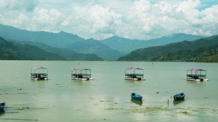 Lake Phewa Pokhara