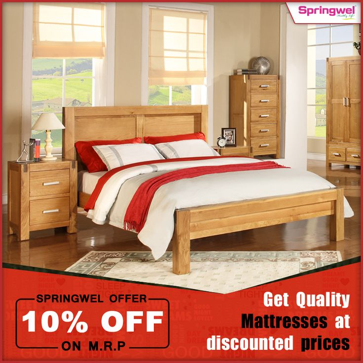 Springwel Mattresses Private Limited Is The Pioneer Of Spring Mattress Technology In India Are Much More Sleeper Friendly Combining