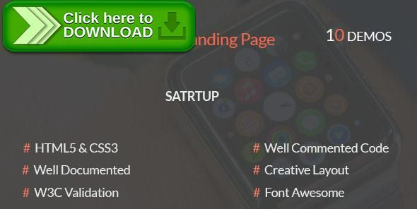 [ThemeForest]Free nulled download STARTUPY - Startup Landing Page from http://zippyfile.download/f.php?id=31577 Tags: creative page, landing page, startup, startup landing, startup landing page, startup template, startupy