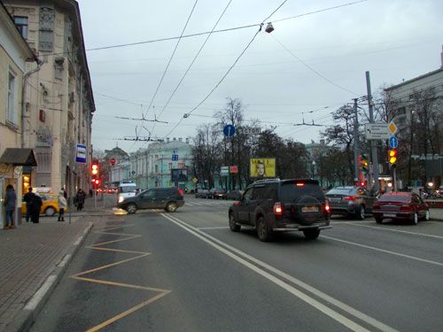 Покровка улица - история, название и дома по улице Покровке | Достопримечательности Москвы