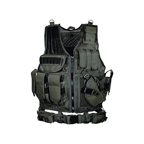 UTG 547 Law Enforcement Tactical Vest Review  TactiVestscom