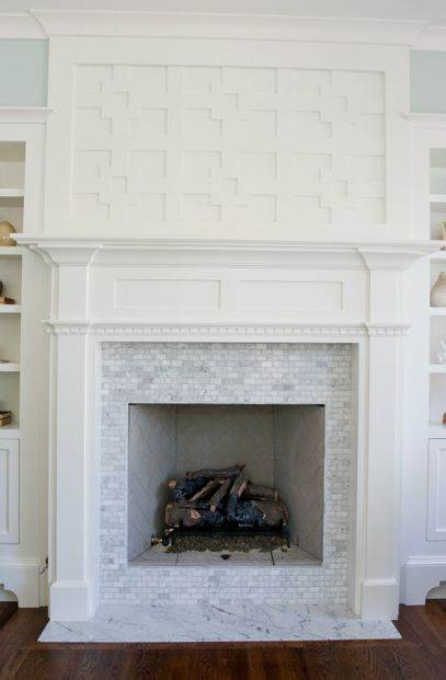 25 Best Ideas About Tile Around Fireplace On Pinterest Mantel Clock Design Tiled Fireplace
