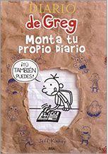 Diario de Greg. Monta tu propio diario