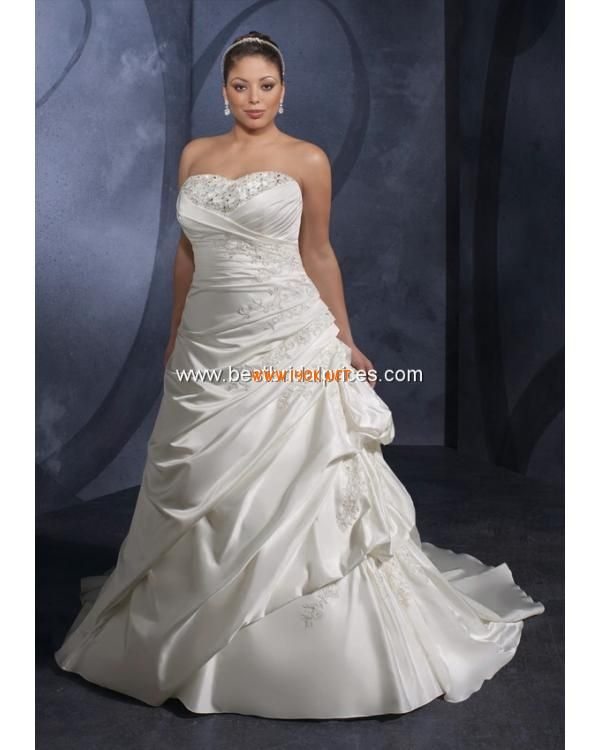 14 Best Plus Size Wedding Gowns Images On Pinterest Wedding Frocks