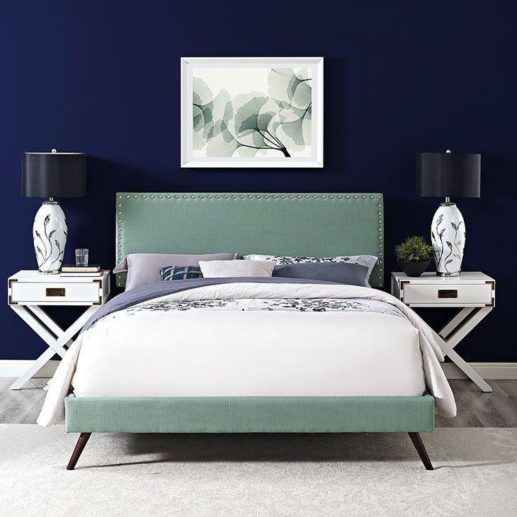 17 Best Ideas About Modern Platform Bed On Pinterest