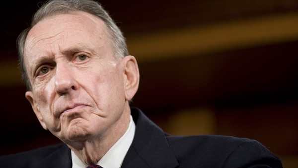 Arlen Specter Switches Affiliation From Alive To Dead At Last Minute | The Onion - America's Finest News Source