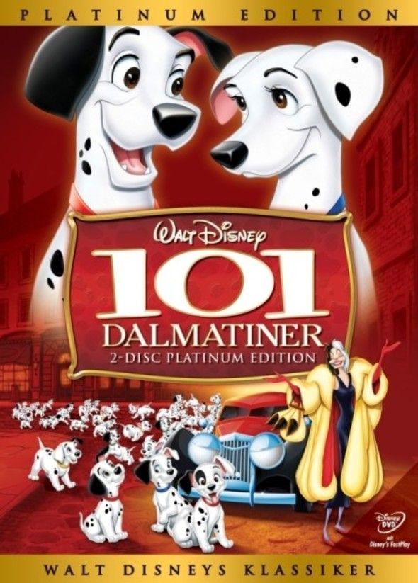 Ein behütetes Zuhause mitten in London und ein Wurf drolliger Hundewelpen – für das Dalmatinerpaar Pongo und Perdi scheint das Glück perfekt. Wäre da nicht die extravagante Cruella de Vil! Pelze sind ihre ganze Leidenschaft, und besonders angetan haben es ihr Pelzmäntel aus Dalmatiner-Welpenfell!