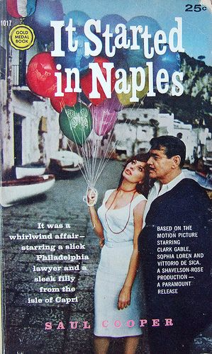 Makes me want to move to Italy!: Naples, Sophia Loren, Clarks Gables, Beautiful Movie, Learn Any Italian L, Sirens Sophia, Books 1146, To Italian, Favorite Movie
