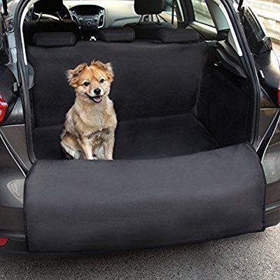 Universeller Kofferraumschutz von Heldenwerk ® - Ideal für Hunde - Kofferraumdecke mit Ladekantenschutz - Schneller Einbau (185 x 104 x 33): Amazon.de: Haustier