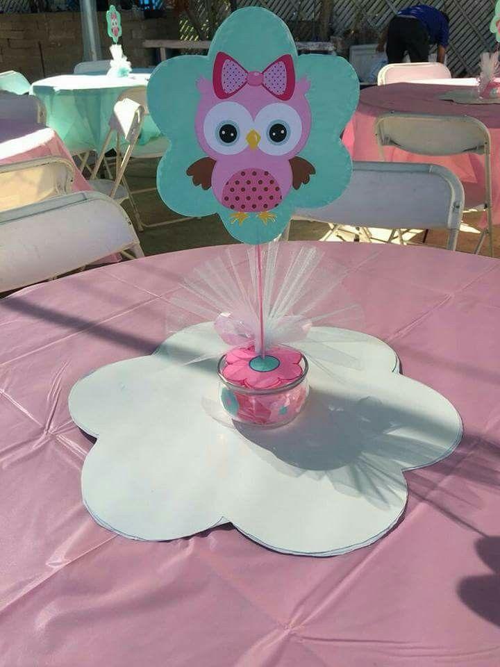Outstanding Pin By Rosalba Sanchez On Fiestas Baby Shower Centerpieces Interior Design Ideas Skatsoteloinfo
