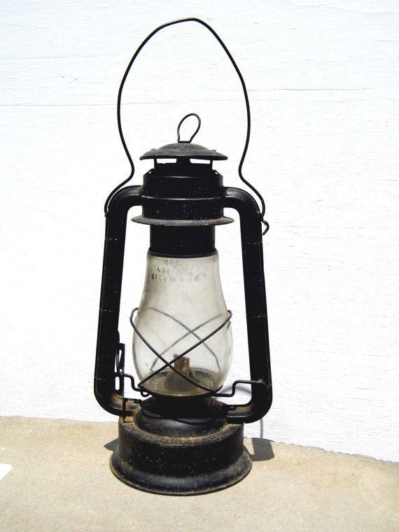 Dietz lantern vintage railroad antique