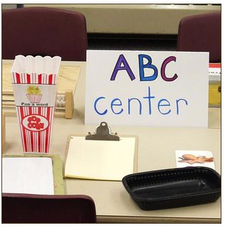 """INSTRUCTION: Building Word Families is an engaging and interactive activity that promotes student understanding of words and letter/sound combinations. Students are provided with various """"fun"""" materials that they can play with to put words together. Word families are explored  and students can manipulate materials in order to create new words. This activity is both fun and engaging. The variety of choice makes it effective instruction."""