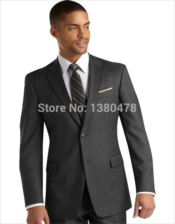 Костюмы на костюм серый жених костюм жениха смокинги мужские свадьбы ( пиджак + брюки галстук ) мужчин фрак бесплатная доставка