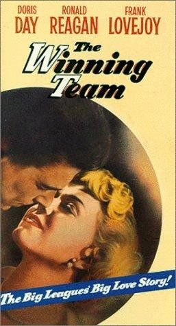 8/18/14    2:57a Warner Bros.  Pictures ''The Winning Team''   Doris Day Ronald Reagan  Released: 6/20/1952  Her 12th Film