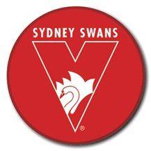 SYDNEY SWANS TEAM BADGE