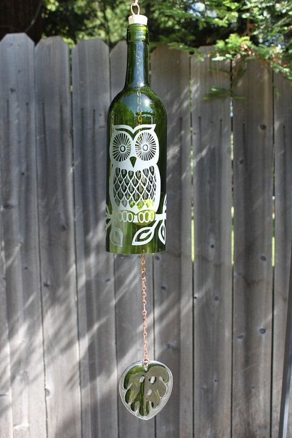 25 unique wine bottle chimes ideas on pinterest wine Sun garden riesling