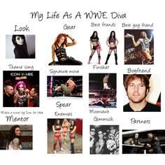 One day .... Except I would have either Paige's, Naomi's or Sasha Banks' theme