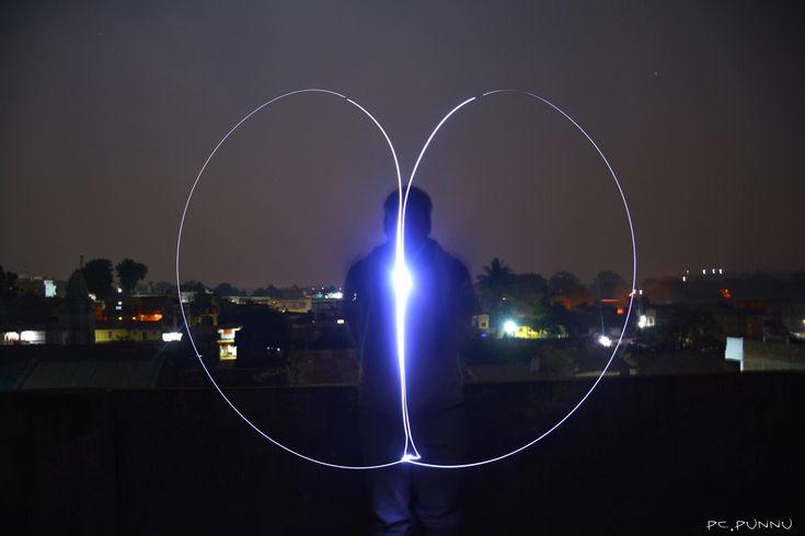 #Night shoot #long exposure #light photography