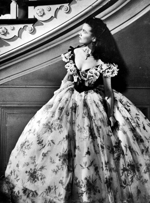 Vivien Leigh - Scarlett O'Hara - 'Gone with the Wind', 1939. S)
