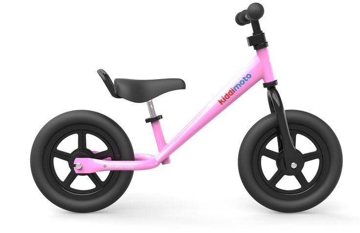 Kiddimoto Super Junior Balance Bike- Pink