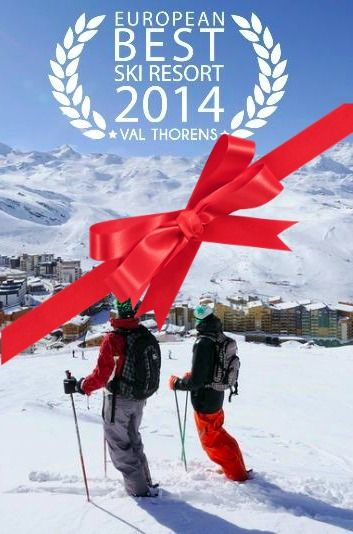 The #1, Best Ski Resort in Europe for 2014: Val Thorens, France