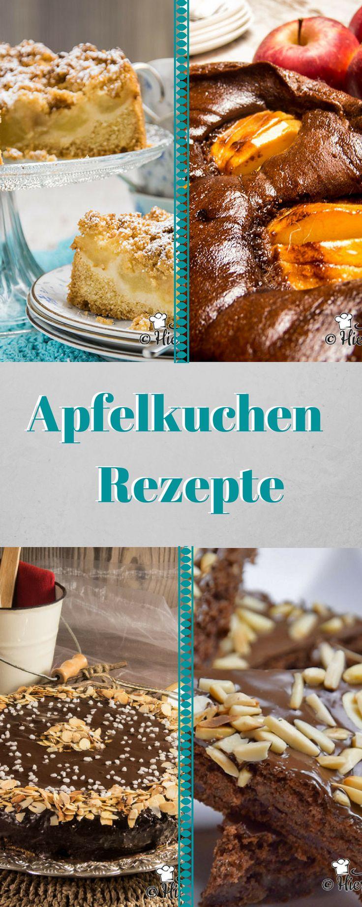 Apfelkuchenrezepte von Backrezepte-Blog.de Ganz viele unterschiedliche Rezepte mit Äpfeln. Es gibt würzige Apfelkuchen, traditionelle Apfelkuchen und leckere andere Kombinationen mit der besten Frucht überhaupt :-) Viel Spaß beim Stöbern. #Apfelkuchen #Apfelkuchenrezepte #Herbstkuchen