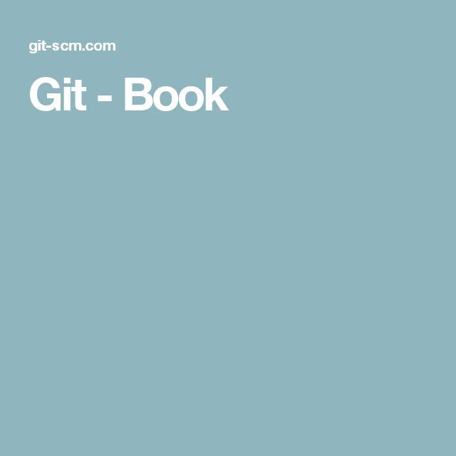 Git - Book