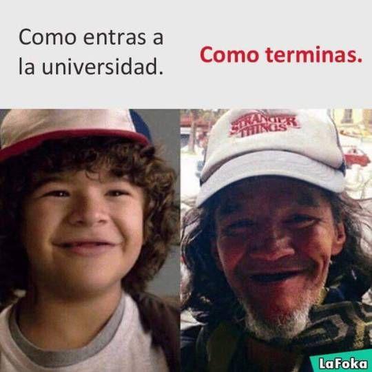 Memes Espanol Latino Stranger Things Meme Stranger Things Stranger Things Funny