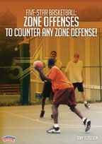 Zone Offenses to Counter Any Zone Defense! - Coach's Clipboard #Basketball DVD Store