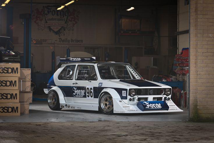 VW Golf GTI mark I - Berg Cup - Forge Motorsport