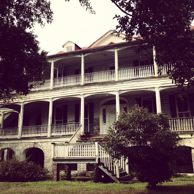 Historic House On Smith Street, Charleston, SC