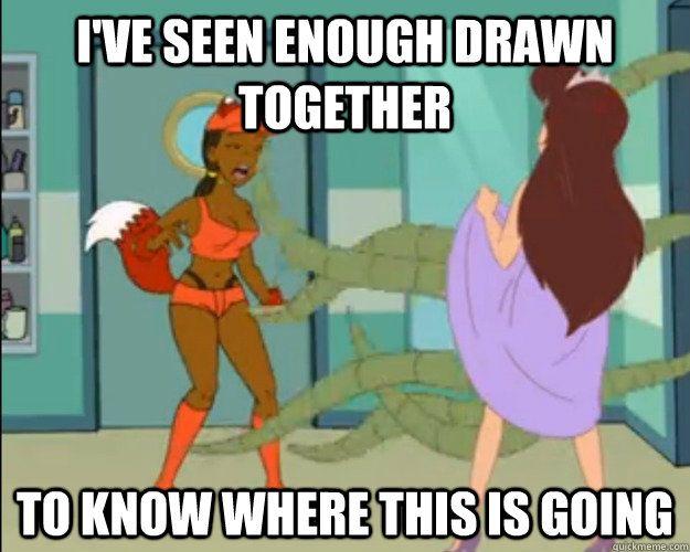 NRAy RAY - Drawn Together Wiki FANDOM
