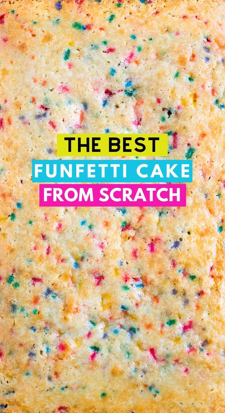 White Cake Recipe From Scratch 9x13