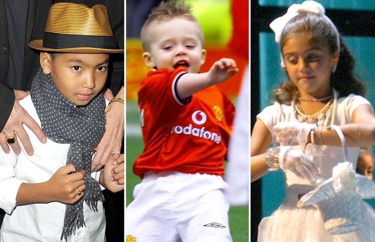 Celebrity Kids: All Grown Up!