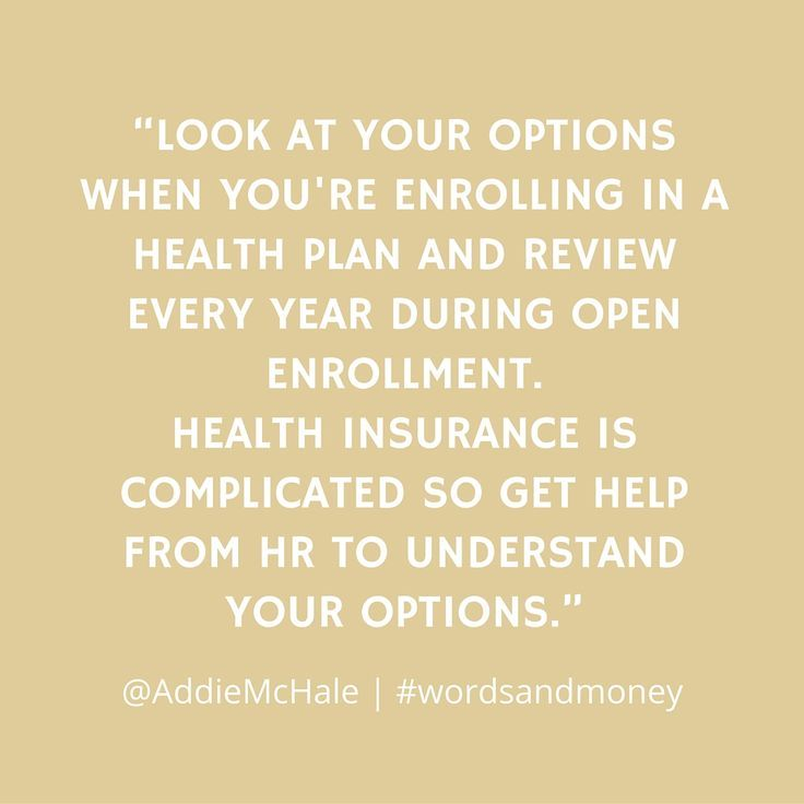 Words and Money: Debunking Your Health Insurance Options with Addie McHale  #add... 1