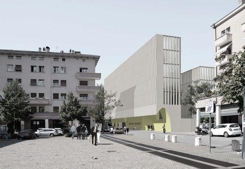 Cez Calderan Zanovello Architetti — Nuova sede dell'Istituto per l'Edilizia Sociale della Provincia Autonoma di Bolzano