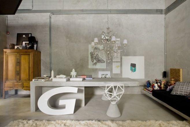 Modern Home Ofis Tasarımları - Kendi kişisel tarzını ifade edebileceğiniz yer olan home ofisleri doğal malzemelerden oluşan mimari mobilyalar, keskin açılar, şık yüzeyler ve cam kullanarak yaratıcı ve ilginç gösterebilirsiniz.