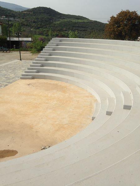 Νέο θερινό θέατρο λειτουργεί στην Αιγάνη ο Πολιτιστικός Σύλλογος