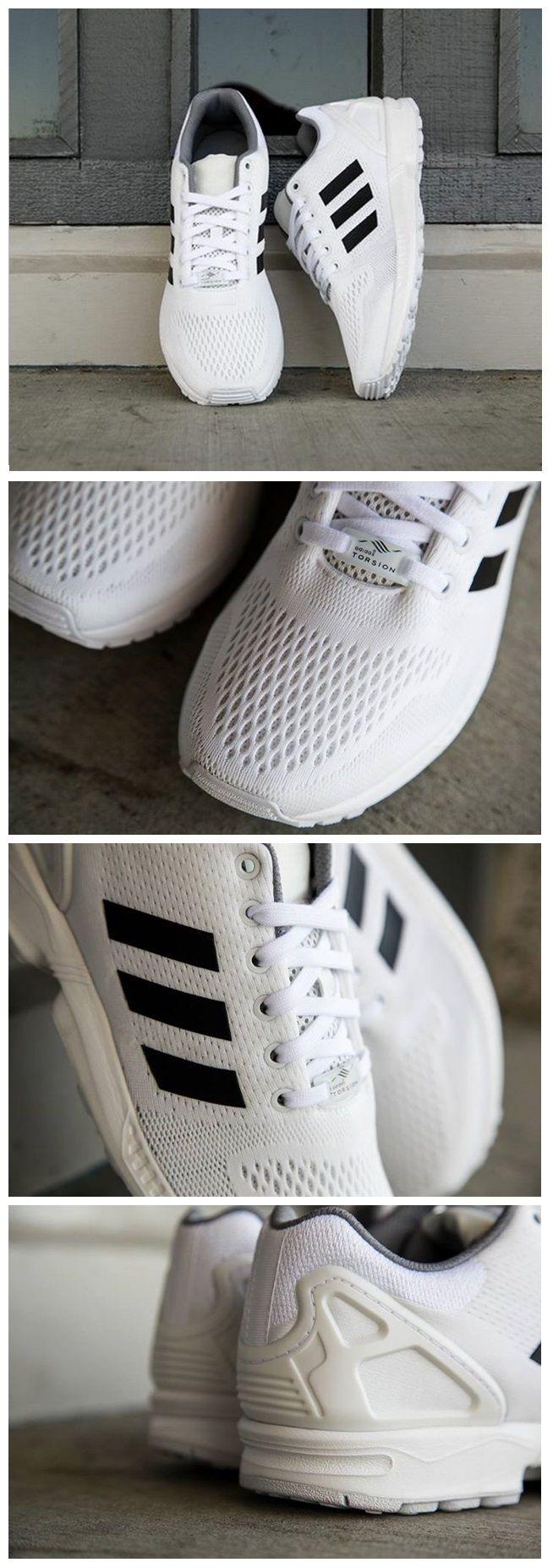 adidas Originals ZX Flux: White