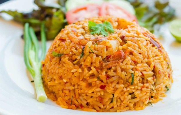 Nasi Goreng � indonesialainen paistettu riisiruoka