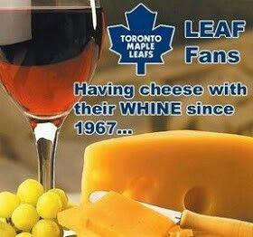 Leaf fans are just plain STUPID!!!! LOL!!!