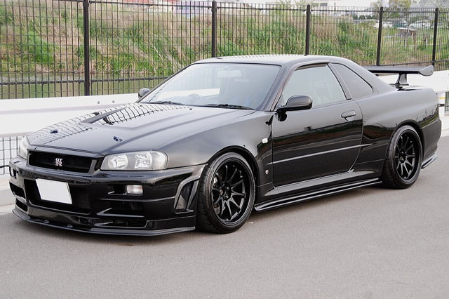 nissan skyline gtr r34 dream cars pinterest facebook. Black Bedroom Furniture Sets. Home Design Ideas