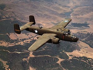 North American B-25 Mitchell - Wikipedia, the free encyclopedia